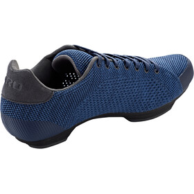 Giro Republic R Knit Scarpe Uomo, midnight/blue heather